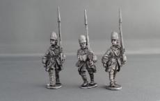 GNW Swedish grenadiers short cloth mitre GNWGSMM02