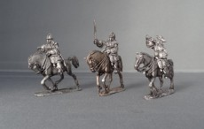 WSS Cuirassier Command in German helmets charging WSSCCT01