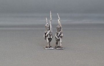 Russian Grenadiers marching BHRNGM03