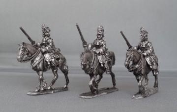 German Horse Grenadiers advancing WSSGHG01