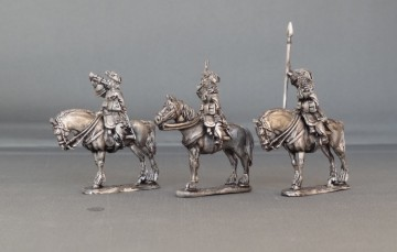 WSS Horse Regiment Stood with Pistols WSSHRP02