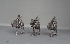 Russian Dragoons on standing Horses in Karpus GNWRDSK02