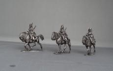 Russian Dragoon Regiment on trotting horses in Karpus GNWRDR04