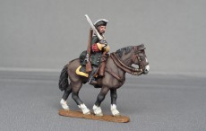 Russian Dragoons trotting in Tricorns GNWRDTT02