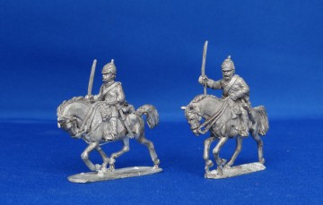 British Heavy Dragoons Charging CWBHD01
